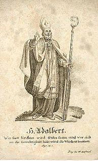 Adalbert of Magdeburg archbishop of magdeburg