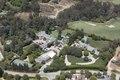 Aerial view of Hugh Hefner's Mansion located in Los Angeles, California LCCN2013632724.tif