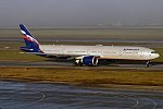 Aeroflot, VQ-BIL, Boeing 777-3M0 ER (30151908252) (2).jpg