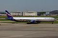 Aeroflot, VQ-BQB, Boeing 777-3M0 ER (16268762080).jpg
