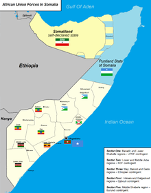 African Union Mission to Somalia - Wikipedia