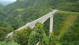 Agas-Agas Bridge - The Agas-agas Bridge in barangay Kahupian, inaugurated in 2009, is seen as a permanent solution to landslides in the area, often resulting to stranding of vehicles. With the completion of the PhP 67 million reparation of the bridge's foundation last October 2015, the national government is pushing for additional works to further define waterways in this section of the Pan-Philippine Highway.