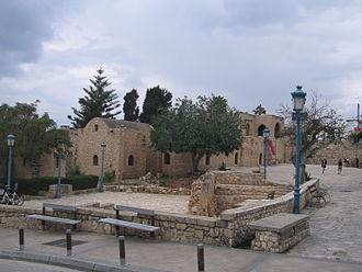 Ayia Napa - Front of Ayia Napa Monastery
