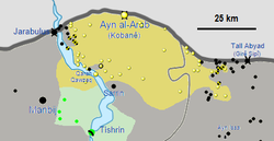 Ain al-Arab am 13 September 2014.png