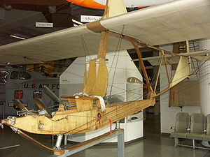 What Is A Glider Kit >> Glidflygplan – Wikipedia