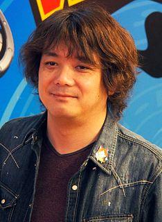 Akihiro Hino President and CEO of Japanese video game developer Level-5