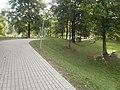 Alūksne (Aluliina) ordulinnus. Välisvaated. 8.jpg