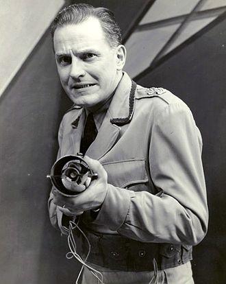 Al Hodge - Al Hodge as Captain Video