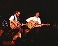 Al di Meola and John McLaughlin in 1979.jpg