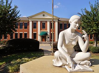 Alabama Institute for the Deaf and Blind Public school in Talladega, Alabama, United States