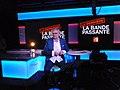 """Alain Pilot dans le studio de """"la Bande Passante"""".jpg"""