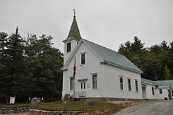 The Albany Chapel, Museum, and Town Offices