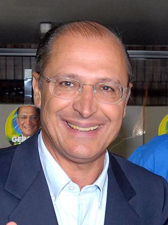 Brazilian general election, 2006 - Image: Alckmingeraldo 2006