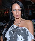 Alektra Blue at Exxxotica NY 2009 2.jpg