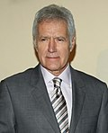 Alex Trebek, longtime host of Jeopardy!