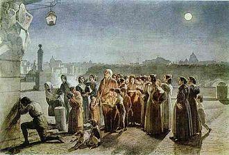 Knock Shrine - Marian apparition, Alexandr Ivanov