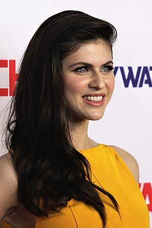 Alexandra Daddario - Daddario in May 2017