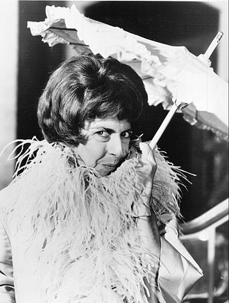 Alice Pearce - As Gladys Kravitz in Bewitched