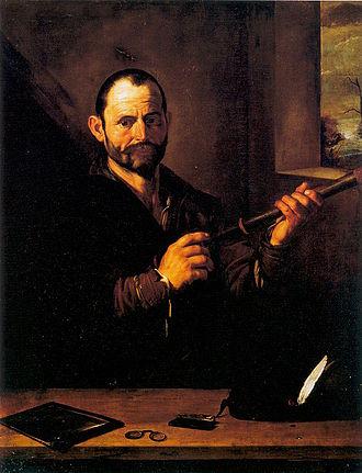 The Five Senses (Ribera) - Image: Allegory of Sight Jose de Ribera