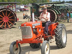 Allis-Chalmers D Series - An Allis Chalmers D10
