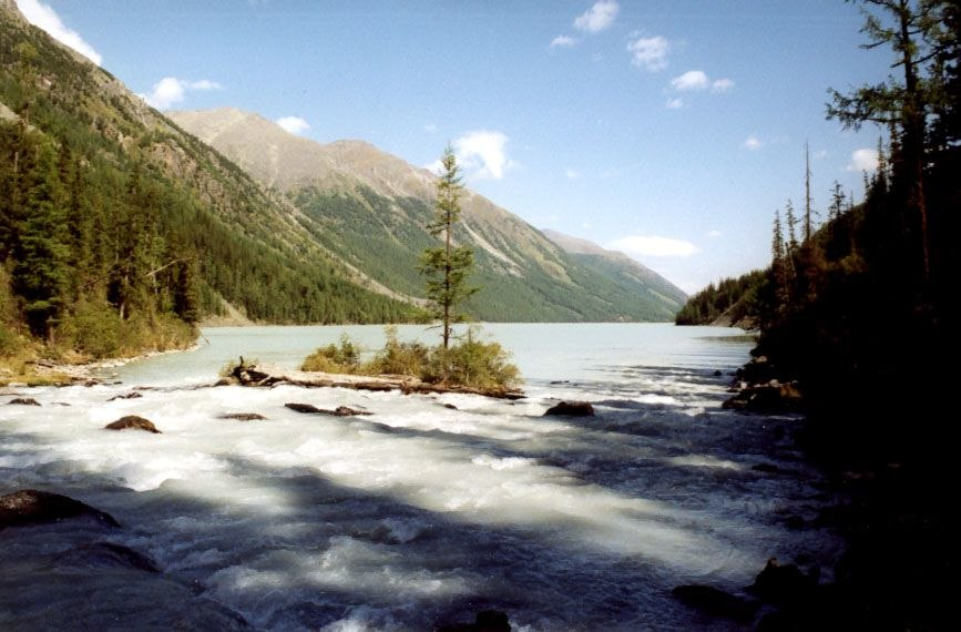 Altai Kutscherla-See