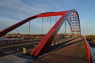 Amsterdam-Noord - Schellingwouderbrug