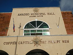Amadeo Municipal Hall