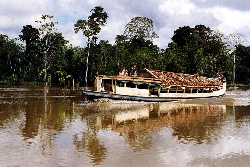 Amazon River Taxi