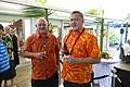 Ambassador Scott Brown and Gail Brown on their second visit to Samoa - Feb 2018 (25165640267).jpg