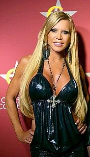 Amber Lynn American pornographic actress