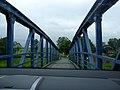 Amdorf (Ostfriesland) - schmalste Autobrücke Deutschlands - panoramio.jpg