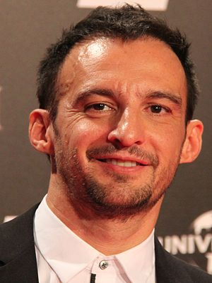 Alejandro Amenábar - Amenábar in 2015