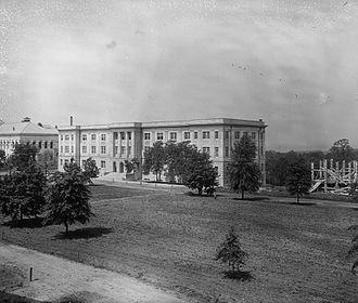 American University - American University in 1916