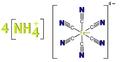 Ammonium hexacianoferrate2D.png