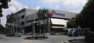 Ampang Jaya Place in Selangor, Malaysia