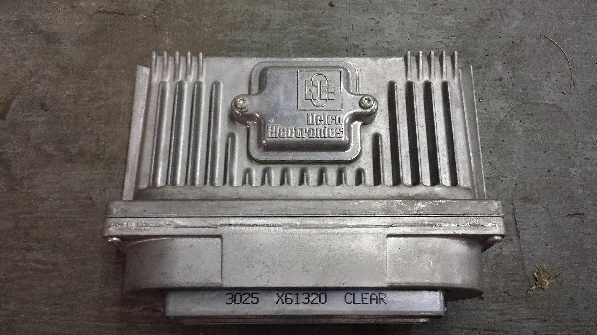 engine control unit wikipedia