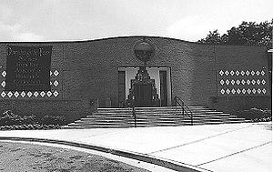 Anacostia Community Museum - Image: Anacostia Museum B&W