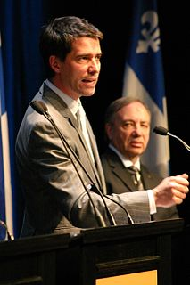 André Boisclair Canadian politician