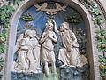 Andrea della robbia, fonte battesimale 03.JPG