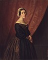 Andreas Herman Hunæus - Thora Hunæus, f. Garbrecht, kunstnerens hustru - KMS3490 - Statens Museum for Kunst.jpg