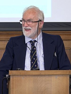 World Christianity - Professor Andrew Walls, a key pioneer in the field of World Christianity.