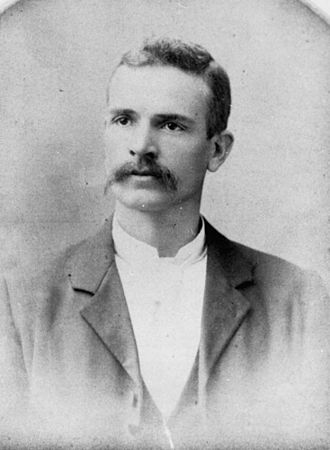 Andrew Fisher - Fisher as a young man in Queensland