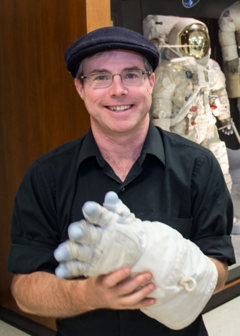 Andy Weir i april 2015.