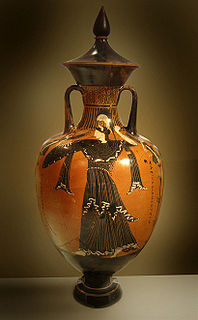 Panathenaic amphora special shape of attic amphoras
