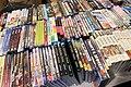 Anime BD and DVD at FanimeCon 20140525.jpg