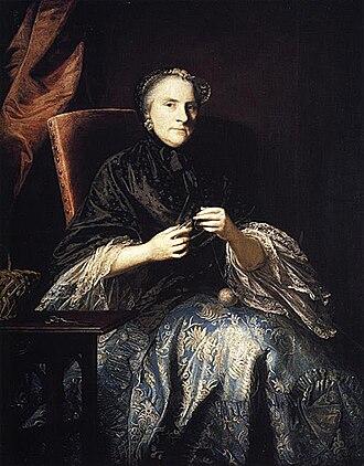 Anne van Keppel, Countess of Albemarle - Anne van Keppel, Countess of Albemarle, by Sir Joshua Reynolds