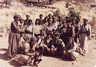 Al-Ansar (Iraq) - Partisans