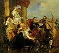 Anthony van Dyck - Achilles recognized among daughters of Lycomedes.jpg
