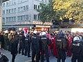 Anti-PKK protest in Frankfurt, Germany on Zeil 07.jpg