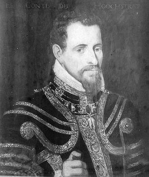 Antoine II de Lalaing